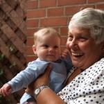 Happy Grandma