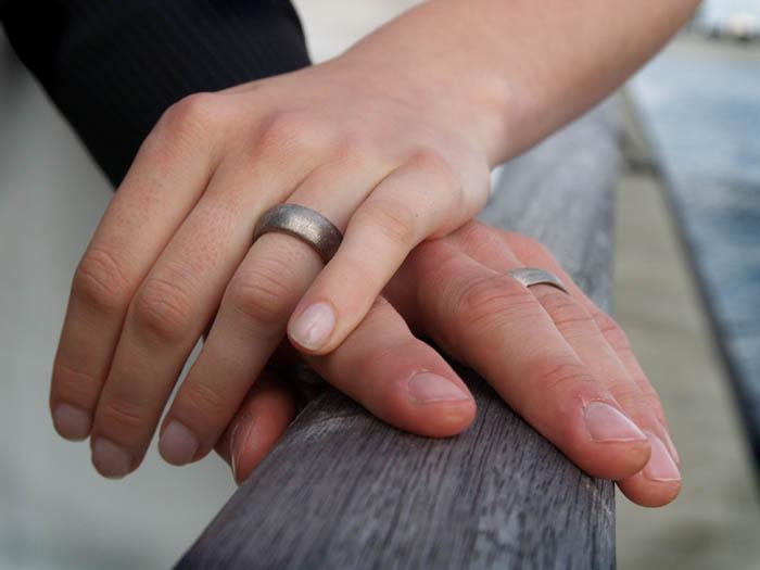 Rings in use